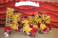 KDF飞舞少年街舞团
